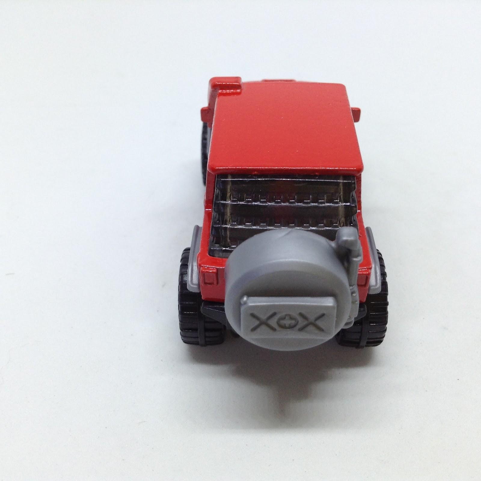 Julian S Hot Wheels Blog 2017 Jeep Wrangler New For 2018 Hw Hot Trucks