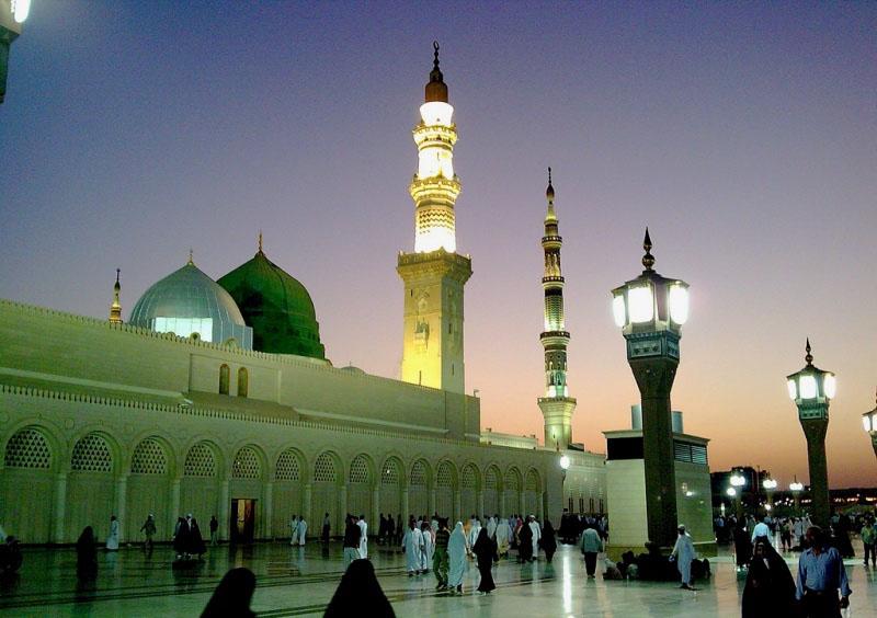 Desktop Hd Wallpapers Masjid Nabawi