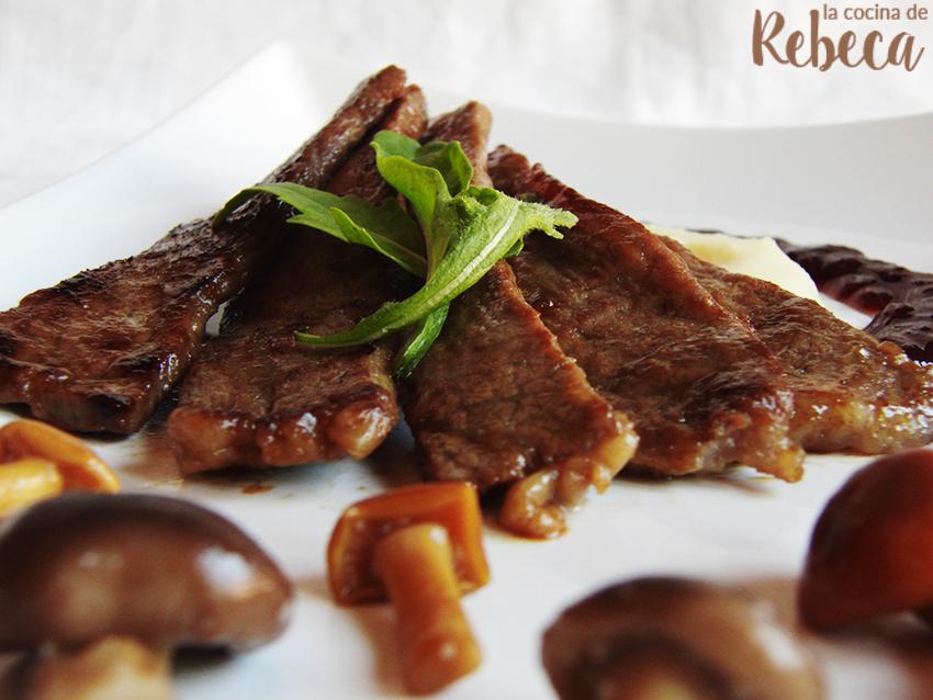 Cocinar Presa Iberica   La Cocina De Rebeca Presa Iberica Marinada Al Estilo Oriental