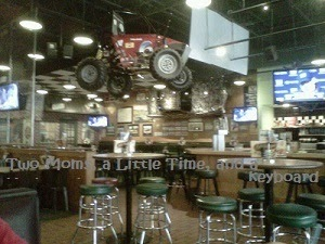 A Little Time and a Keyboard: Quaker Steak and Lube is