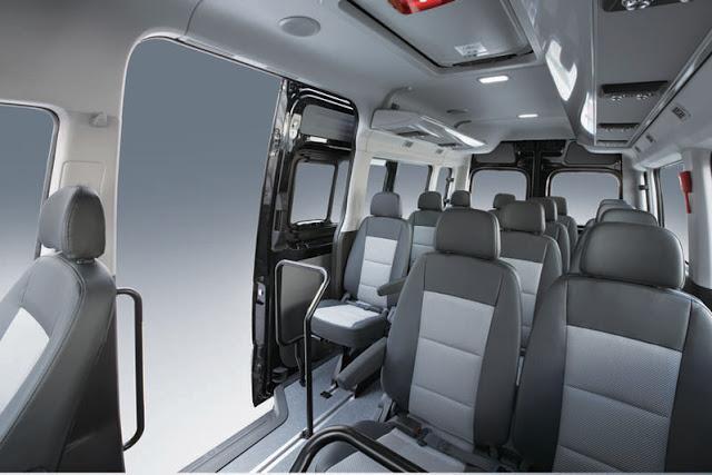 xe khach h350 16 cho hai phong