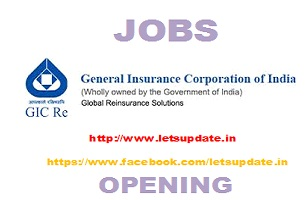 General Insurance Corporation of India-letsupdate