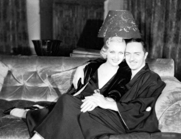 And...scene!: The loves of William Powell...