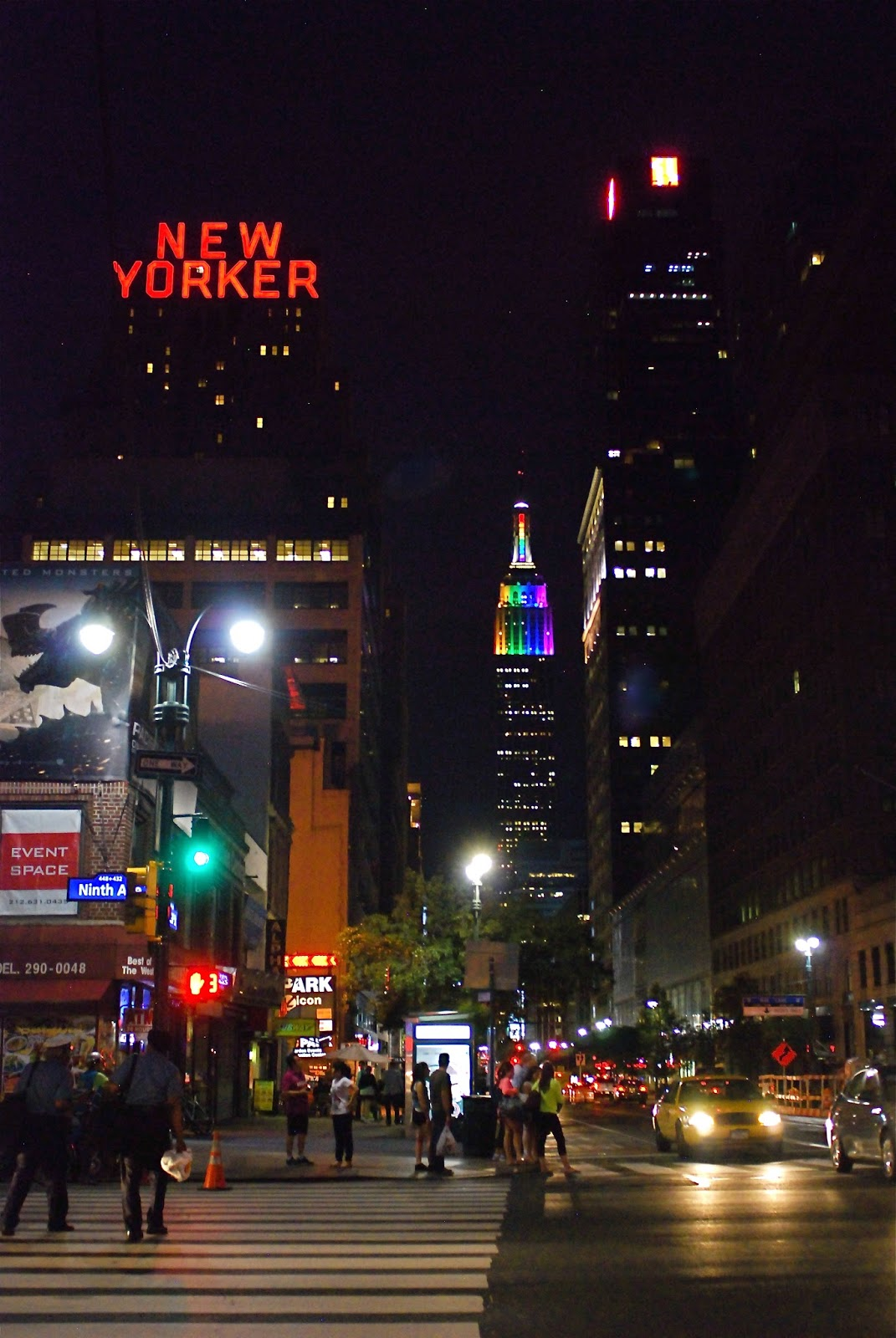 NYC ♥ NYC: The New Yorker Hotel