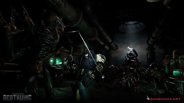 Space Hulk Deathwing Gameplay Screenshot 1