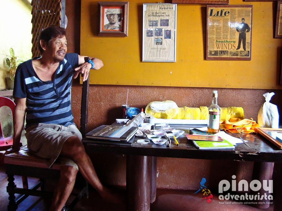 Zamboanga Sibugay - The day I met Saudi Ahmad, one of