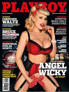 Playboy Croacia-Noviembre 2015 PDF Digital
