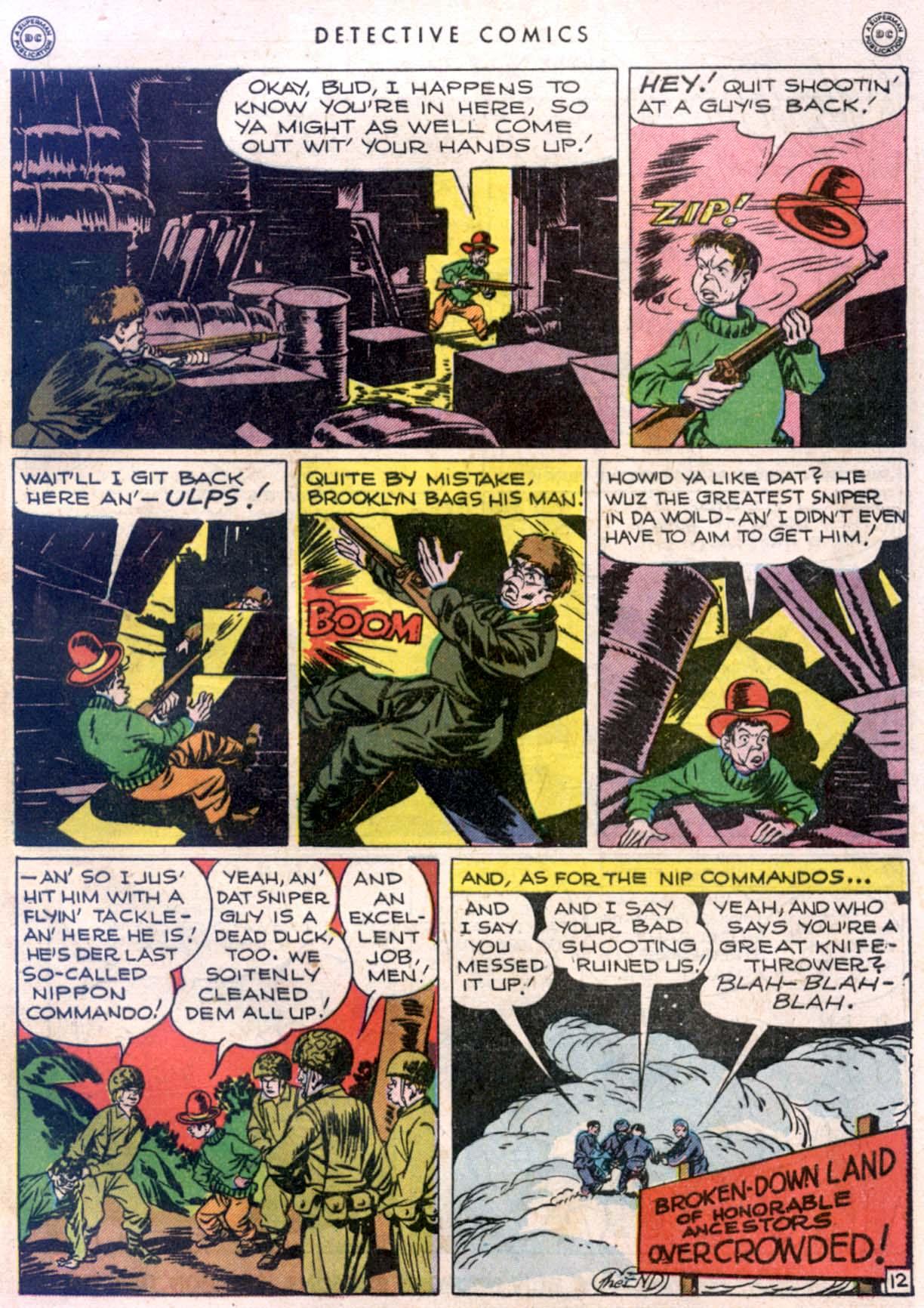 Read online Detective Comics (1937) comic -  Issue #106 - 49