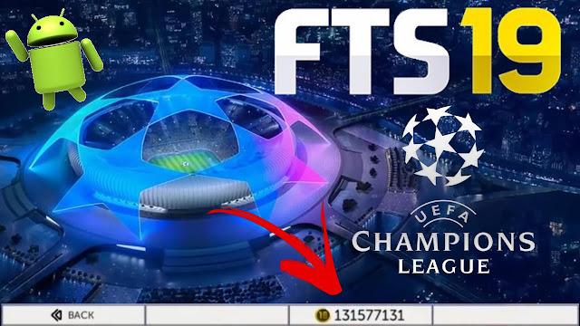تحميل FTS 19 Champions League Android لهواتف الأندرويد تعليق إنجليزي