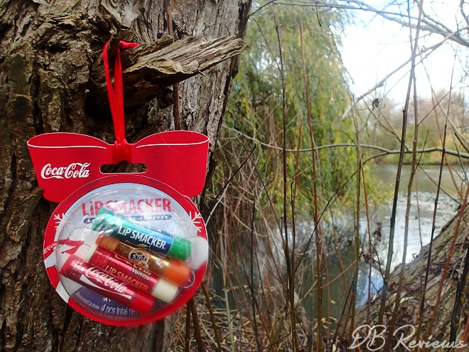 LiP SMACKER Launches New Christmas Ornament Gift Sets