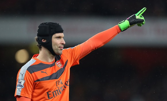 Arsenal star Petr Cech set to return