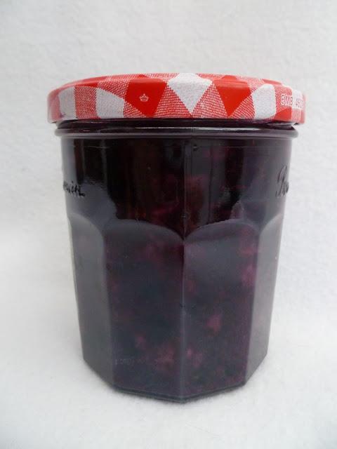 Pretty Things : Sugar Free Blueberry 'Jam'