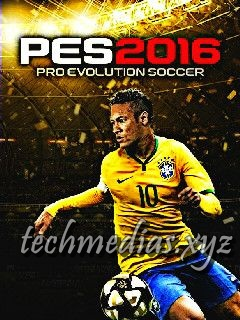 Pro Evolution Soccer 2016 (PES 2016) Java  240x320