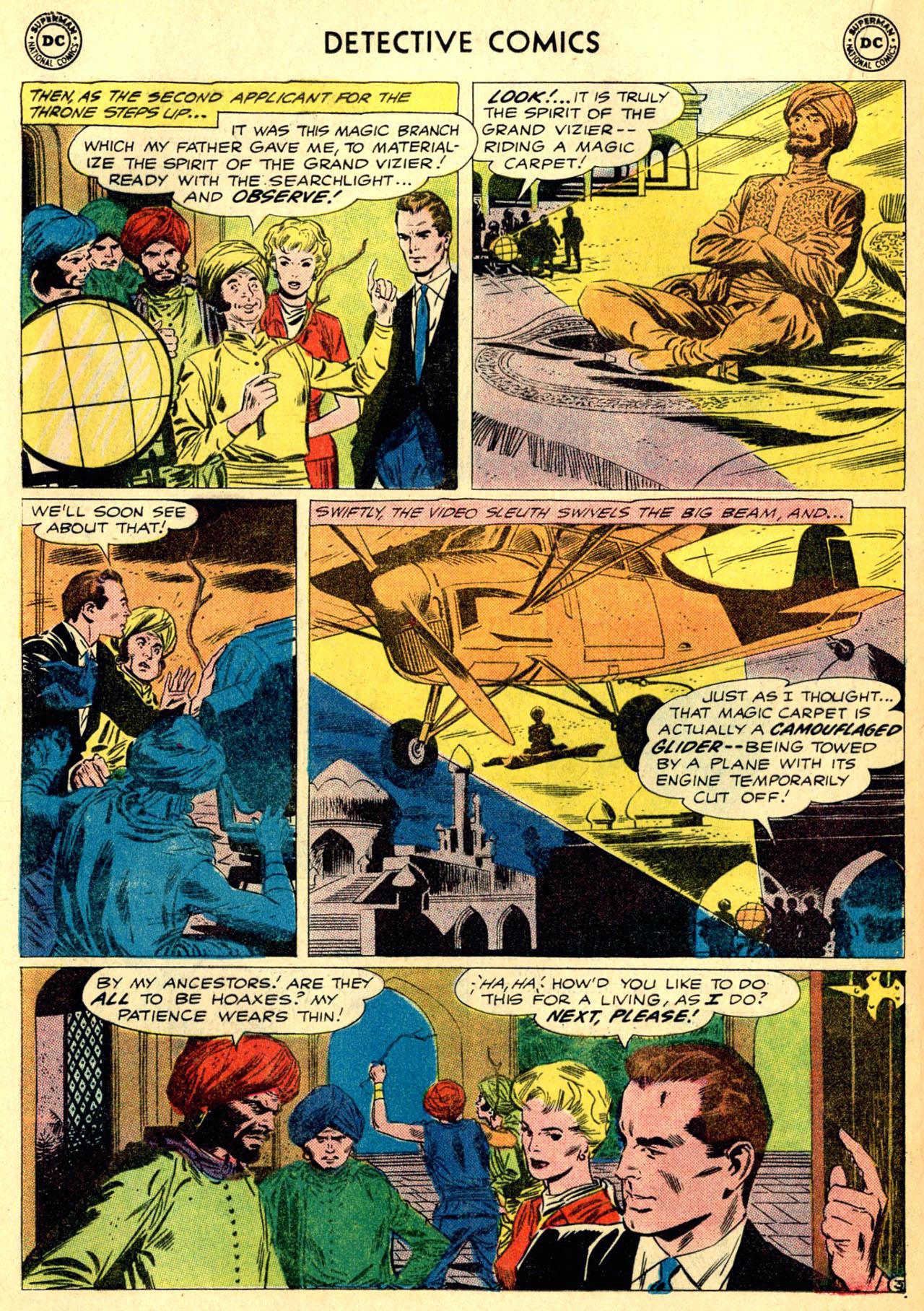 Detective Comics (1937) 287 Page 19