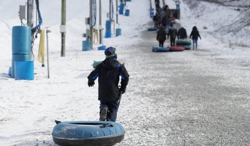 Los mejores parques de aventura de invierno en los Estados Unidos
