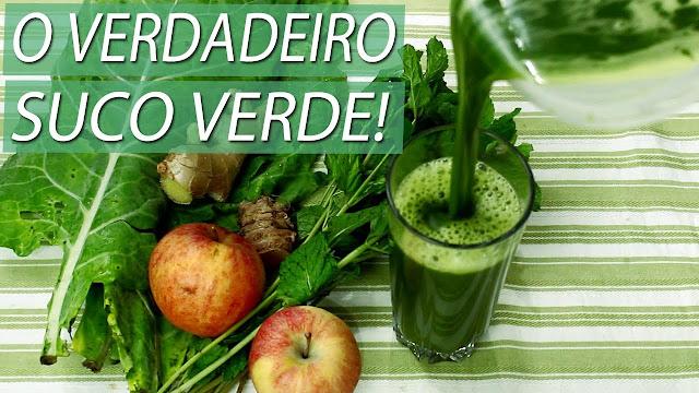 Dieta Detox : suco verde emagrecedor 100% natural  , novidades online brasil saúde