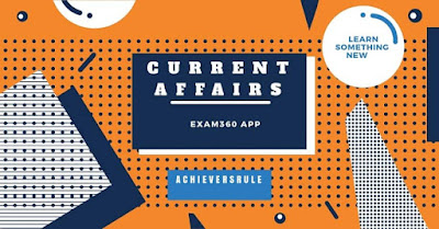 Current Affairs Updates - 9th March 2018