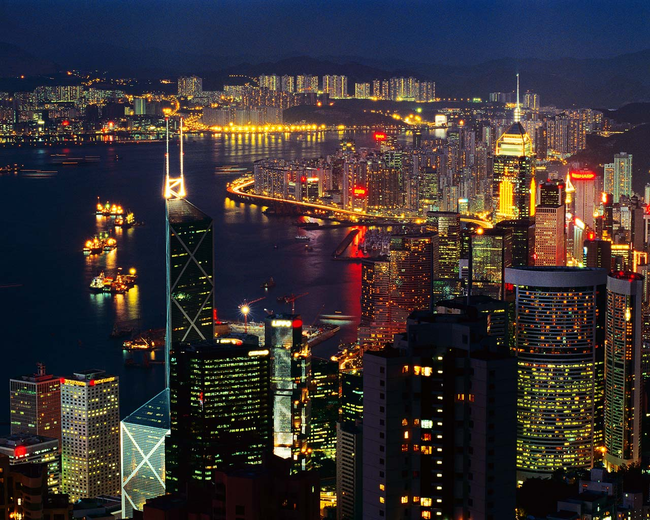Beautiful City Hong Kong Wallpapers  Cute Girls Celebrity -1770