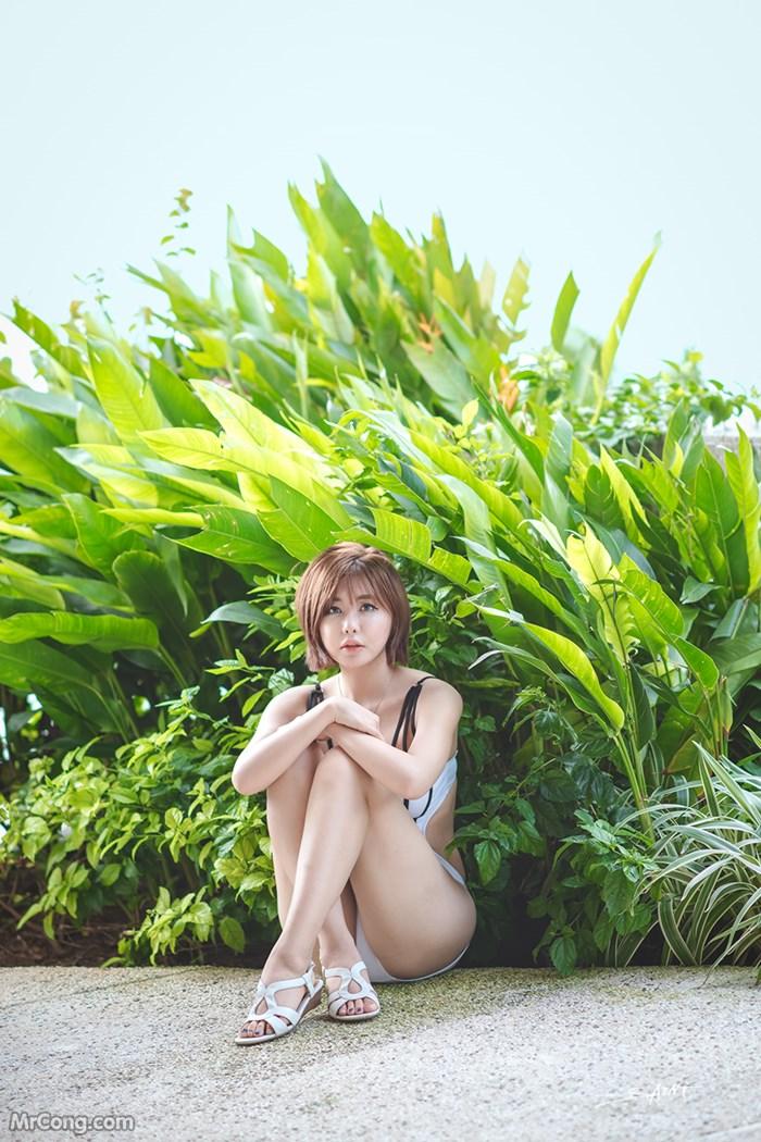Image Ryu-Ji-Hye-Hot-Thang-4-2017-MrCong.com-010 in post Người đẹp Ryu Ji Hye nóng bỏng khoe dáng cùng trang phục tắm biển 4/2017 (35 ảnh)