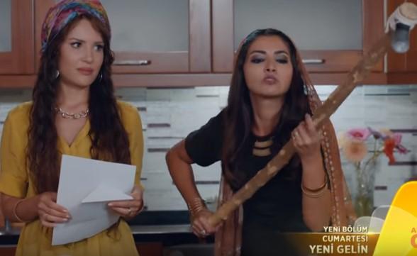 Yeni Gelin Dizisi Kurukuş Meyvesiz Bir Dal Parçası Şarkısı