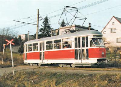 Tatra T1, Dopravni Podnik Ostrava