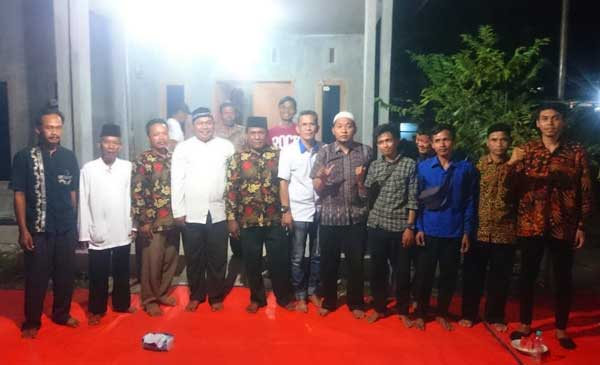 M Nurfahroji Deklarasikan Mendukung Pemenangan Capres Prabowo Sandi