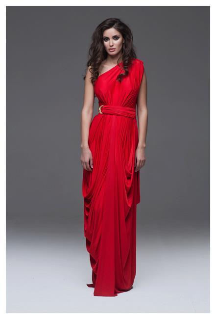 Hermosos vestidos de noches | Colección Ester Abner