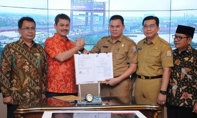 LJJC Palembang Siapkan 8 Aplikasi Guna Percepat Perizinan dan Administrasi