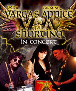 Vargas, Appice y Shortino