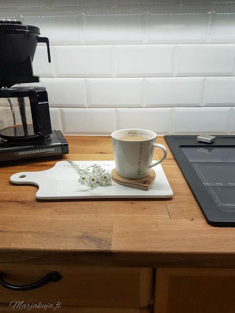 keittiö rakastu arkeen kahvi