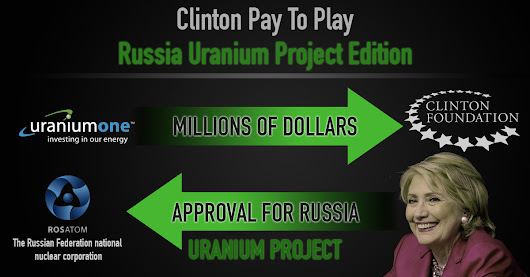 MSM Has Proved, Not Debunked, Clinton Links In The Uranium 1
