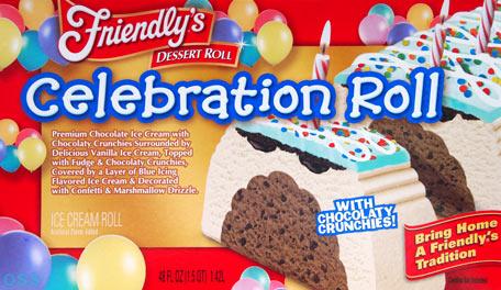 The Budget Reviews Friendly S Celebration Roll Aldi