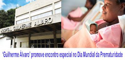 'Guilherme Álvaro' promove encontro especial no Dia Mundial da Prematuridade