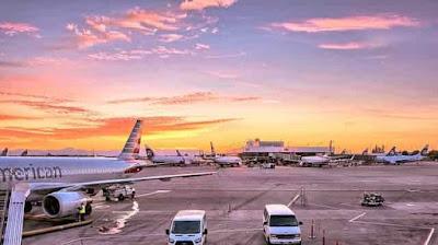 Aeropuertos y el peligro de los objetos no controlados:aves, aviones sin conductor y objetos desconocidos