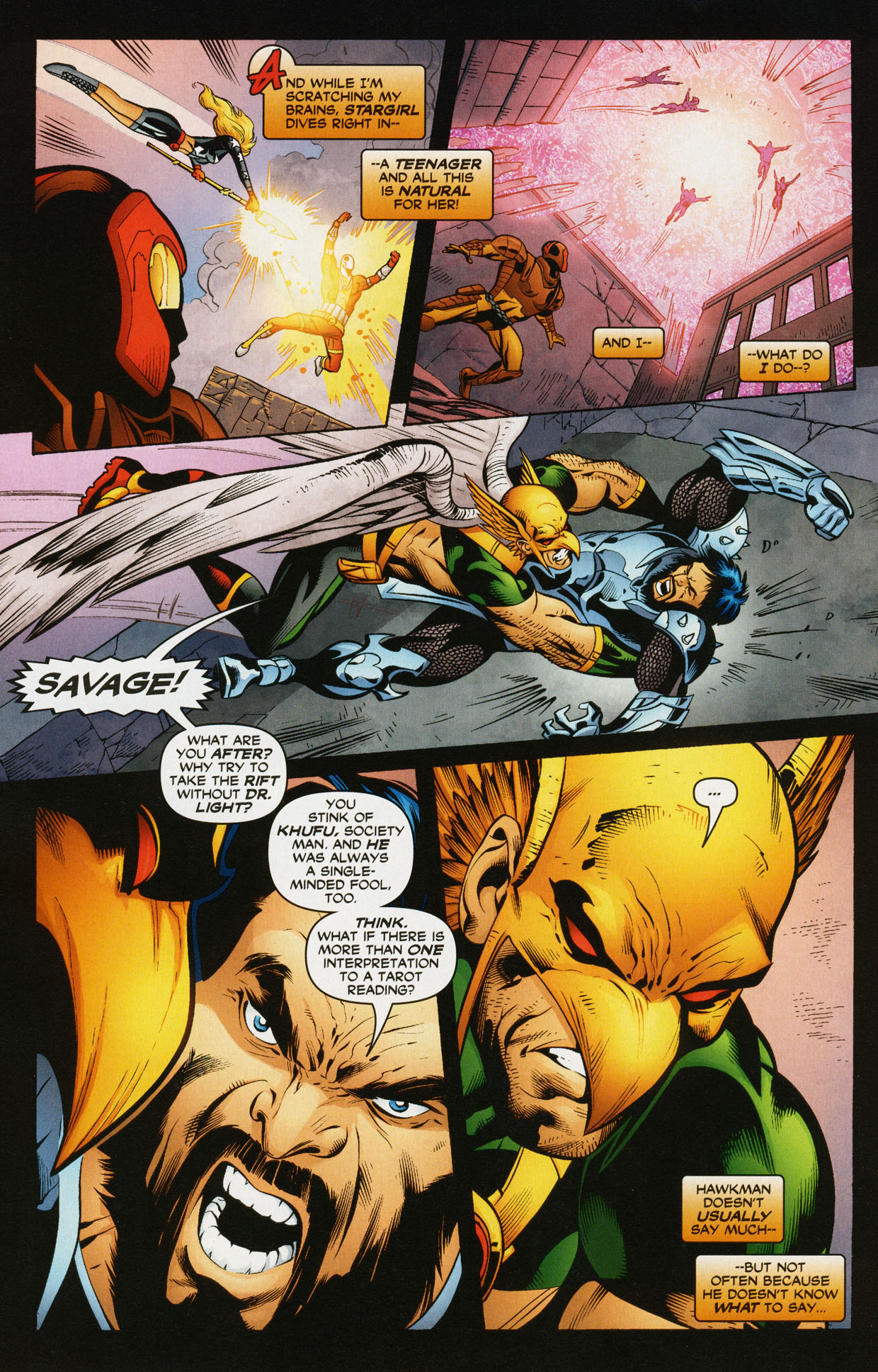 Read online Trinity (2008) comic -  Issue #34 - 26