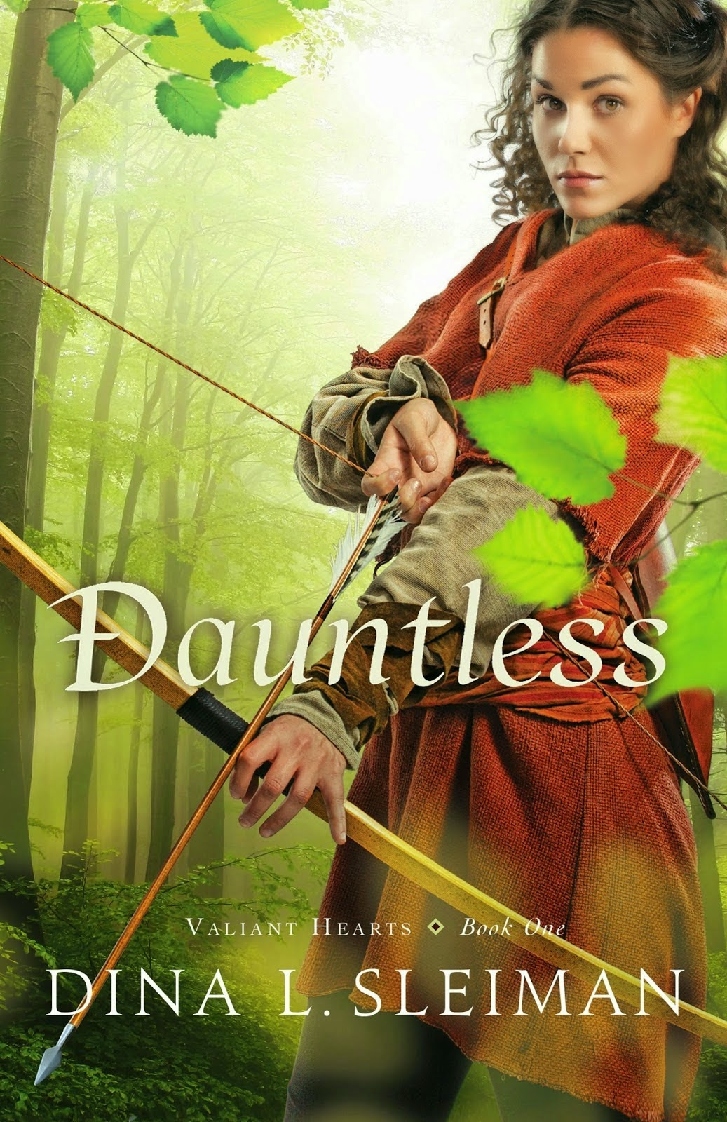 Photo of Dauntless by Dina Sleiman