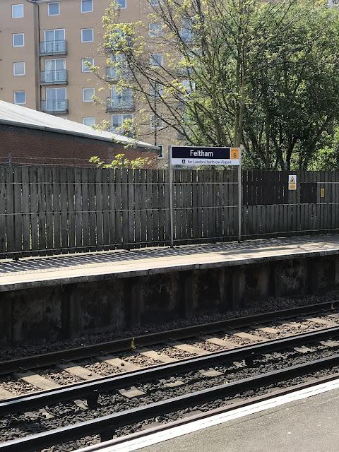 Estação de Feltham