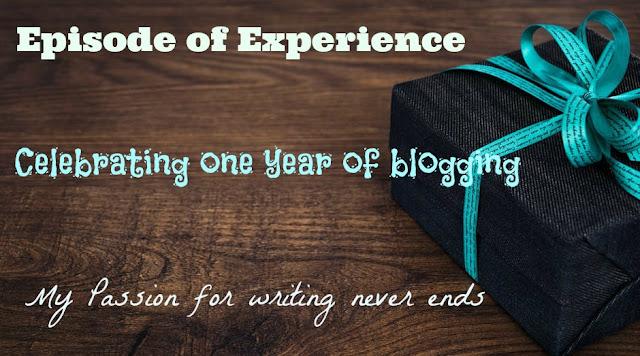 Celebrating one year of blogging