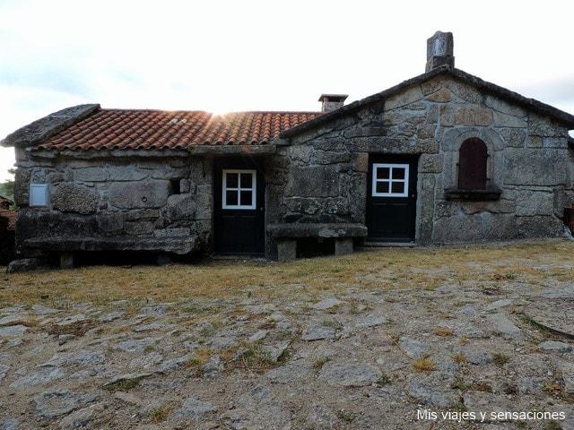 La aldea de Brufe, Parque Nacional de Peneda-Gerés