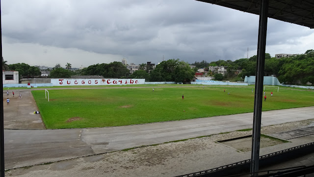 Havana Baseball Stadium