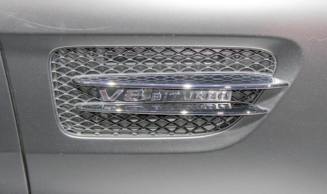 2018-2019 Mercedes-AMG GT C Coupe Drivetrain