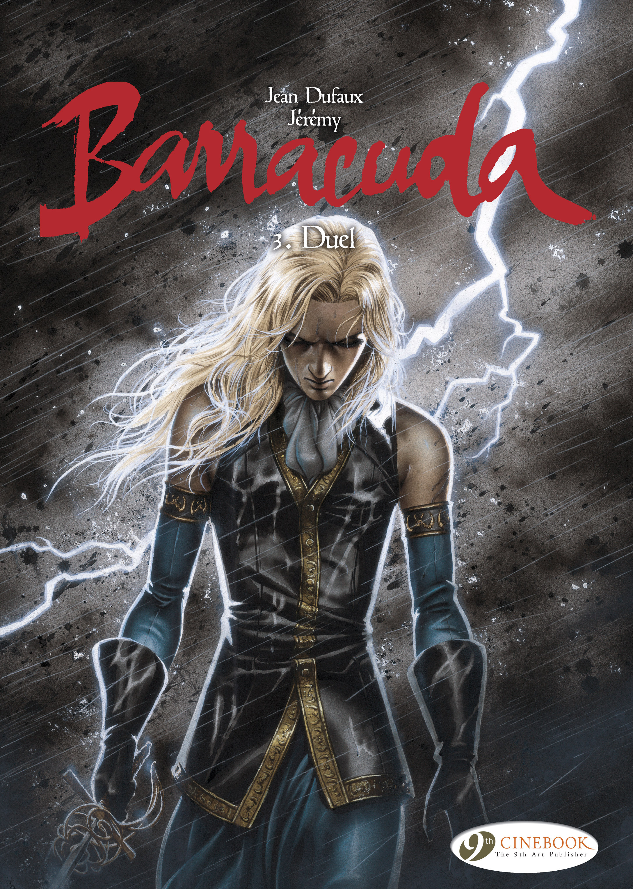 Read online Barracuda comic -  Issue #3 - 1