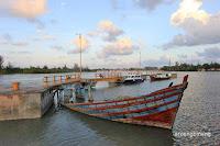 pelabuhan asdp manggar