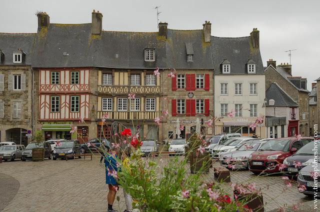 Treguier viaje Bretaña Francia turismo pueblos