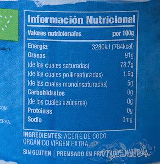 Vita Coco: aceite de coco con múltiples usos