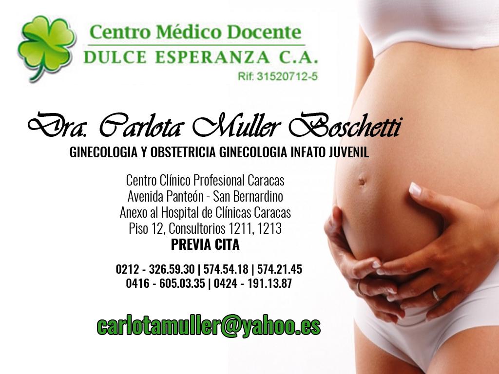 Dra. Carlota Muller Boschetti en Paginas Amarillas tu guia Comercial