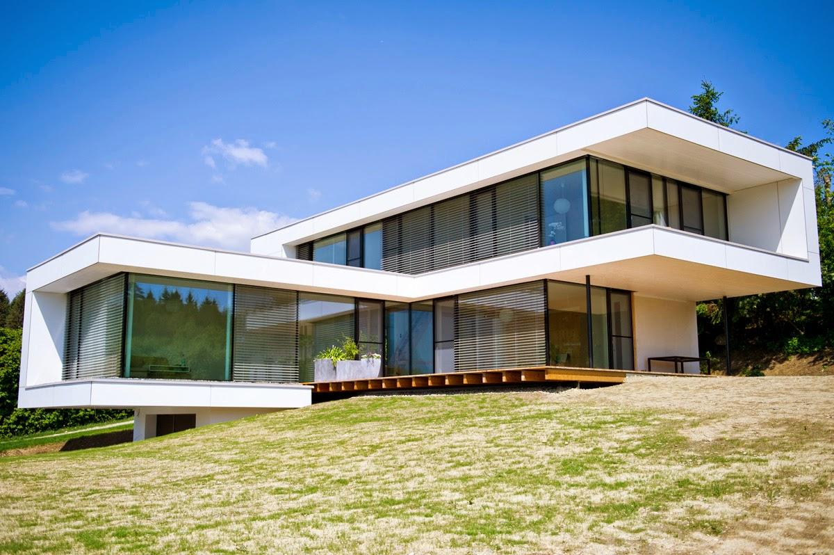Griffner Haus Architektenhuser