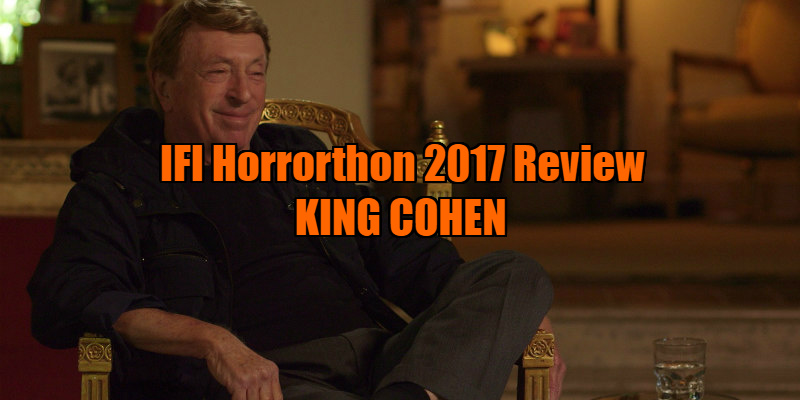 king cohen the wild world of filmmaker larry cohen review