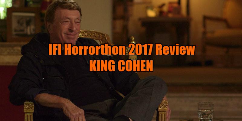 king cohen the wild world of filmmaker larry cohen review