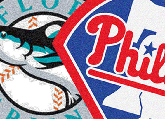 Philadelphia opens series against Miami with a twin bill on Tuesday